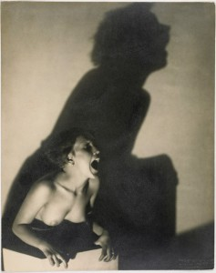 Frantisek Drtikol: The cry, 1927