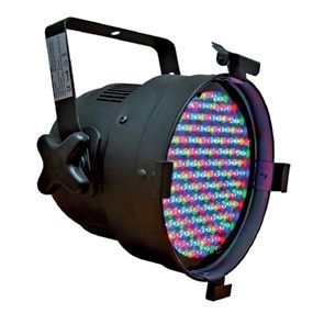 LED Headlamp of the type RGB LED PAR56.