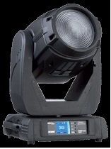 A fixture of moving head type.