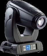 A fixture of a moving head type.