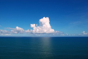 Source: http://commons.wikimedia.org/wiki/File:Clouds_over_the_Atlantic_Ocean.jpg