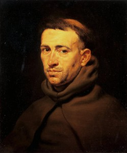 Source: http://commons.wikimedia.org/wiki/File:Rubens,_Pieter_Paul_-_Head_of_a_Franciscan_Monk.jpg