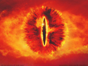 Sauron. Source: Wikipedia