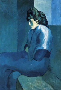 Source: http://www.chinaoilpaintinggallery.com/famous-artists-picasso-c-141_154/melancholy-woman-p-32443